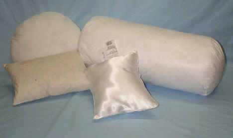 Decorator Supplies Royal Pillow Extraordinary 100 Down Pillow Inserts